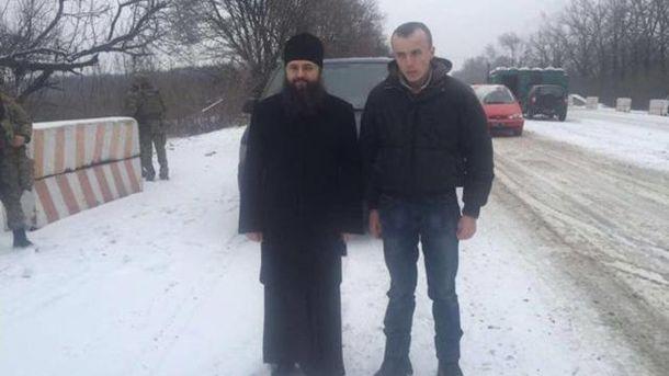 Тараса Колодія звільнили з полону