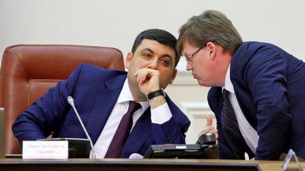 Совещание Кабмина проведется на Банковой
