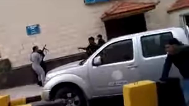 Боевики взяли в заложники туристов