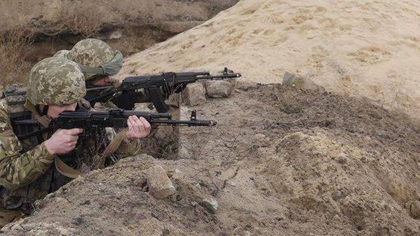 Боевики продолжают наращивать силы в светлодарском направлении