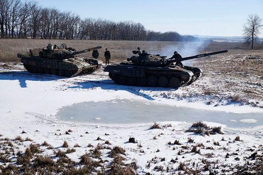 Російська армія на Донбасі
