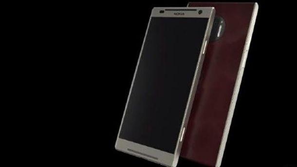 Так будет выглядеть новая Nokia?