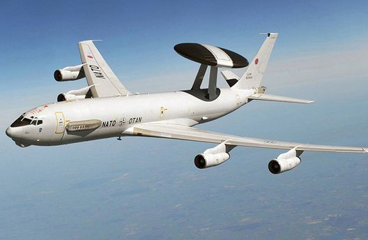 Літак НАТО