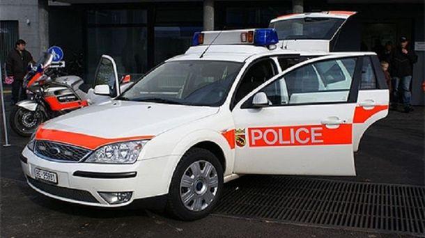 Поліція Швейцарії