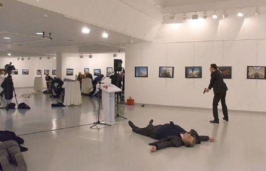 Вбивство посла Росії