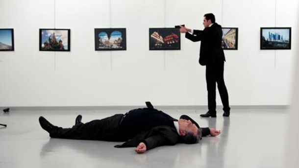 Убийство посла России