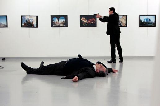 Убийство в отместку против действий России в Сирии