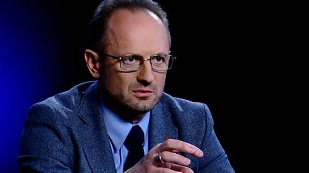 Колишній член контактної групи, дипломат Роман Безсмертний