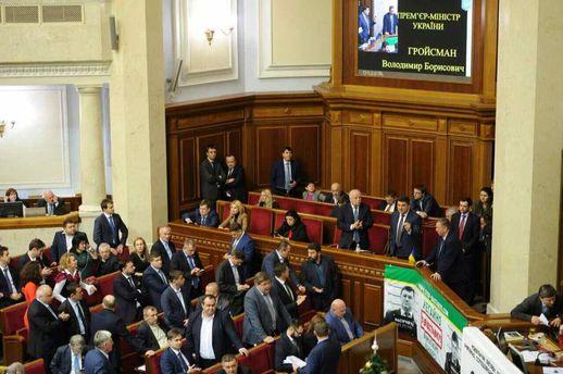 Голосование за бюджет-2017