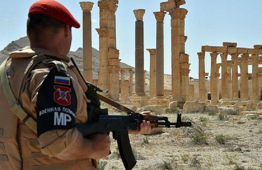 Росіянин в Сирії