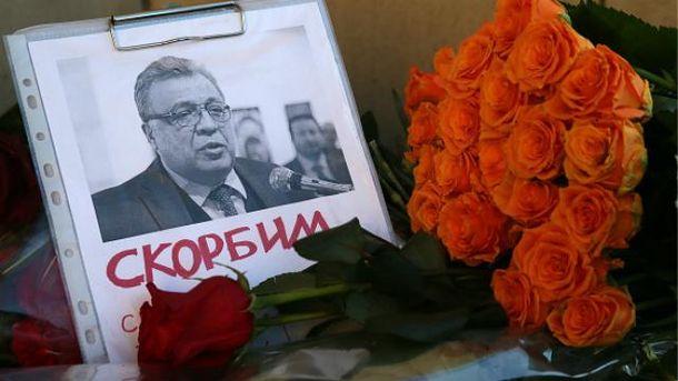 Путін присвоїв звання героя Росії вбитому послу