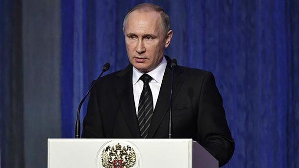 Совєтський Вова Путін