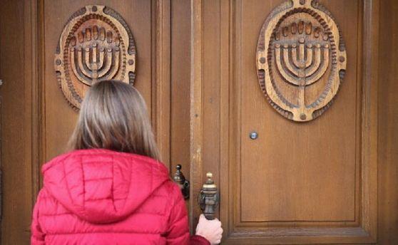 В Украине напали на синагогу