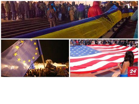 Украина и мировая политика