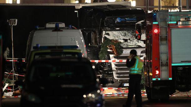 Последствия теракта в Берлине