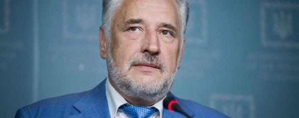 Голова Донецької військово-цивільної адміністрації Павло Жебрівський