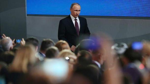 Путін хвалиться захмарними сумами від експорту зброї
