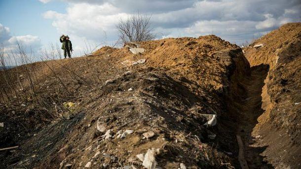 Боевики атаковали у Водяного