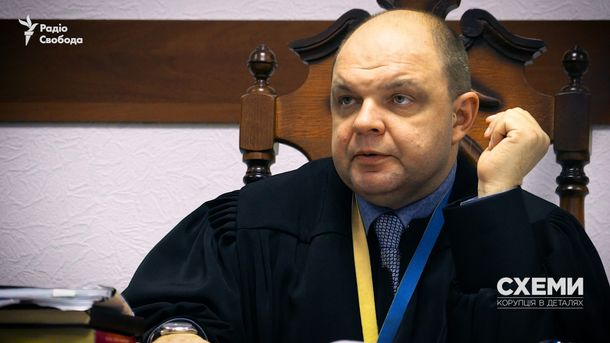 """Справа про хабар не завадила судді претендувати на посаду у Верховному Суді – """"Схеми"""""""