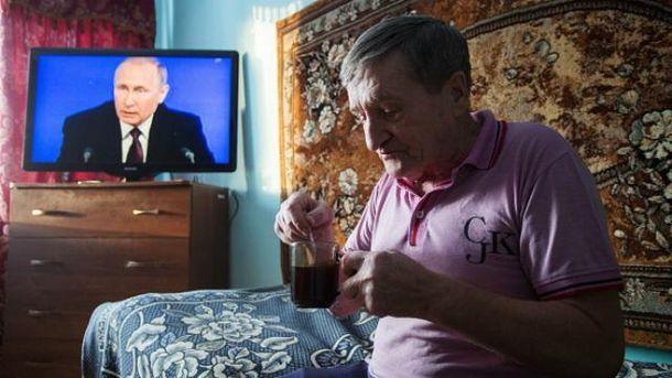 Путін допускає свою неучасть в президентських виборах
