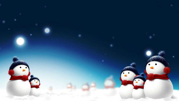 Высота снеговика - три микрона
