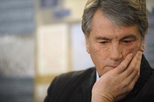 Колишній президент України Віктор Ющенко