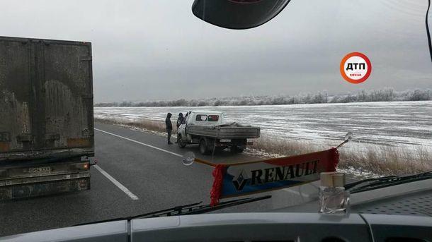 Авария в Одесской области