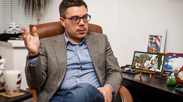 Політолог Тарас Березовець