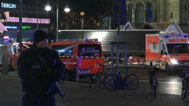 Теракт в Берліні