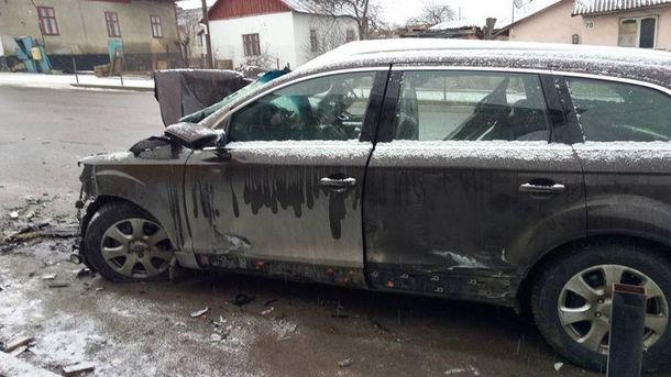 Последствия аварии в Кицмане