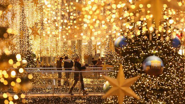 Рождество пришло в Европу