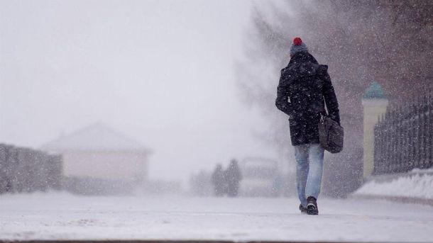 Прогноз погоди на 26 грудня