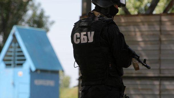 Терориста викрила СБУ