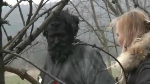 Человек из пепла
