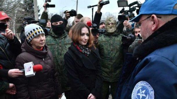 Украине вернули двух пленниц