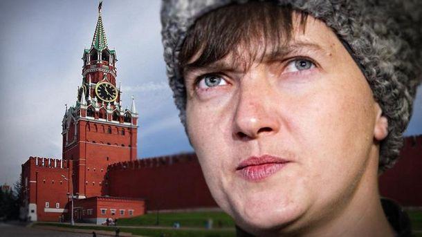 Кто и с какой целью руководит действиями Савченко?
