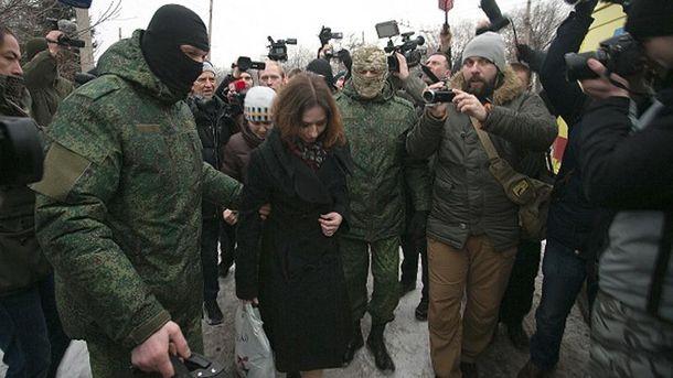 Освобождение Ольги Сворак