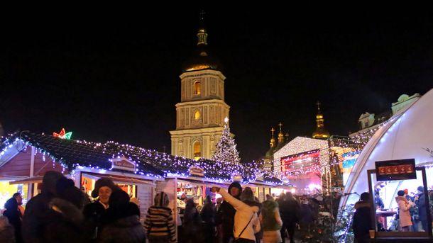 Київ готується до свят