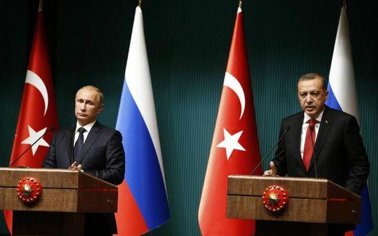 Путін-Ердоган