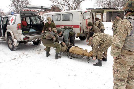 Евакуація поранених