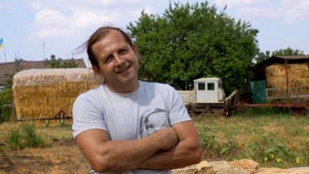 Активист Владимир Балухов