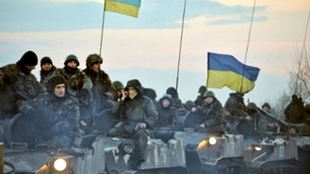 Тоді бійці вже бачили Донецьк