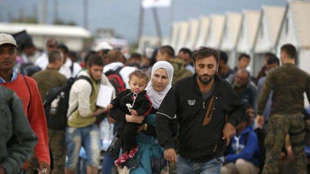 Біженці