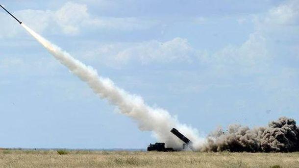 Испытания управляемых ракет