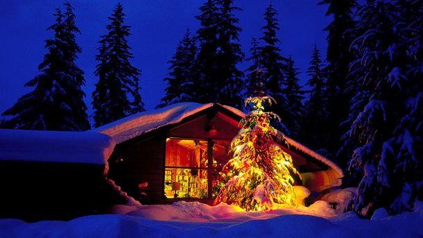 На Новый год будет морозно