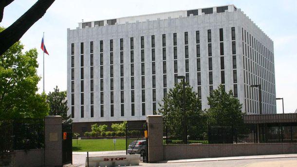 Російське посольство у США