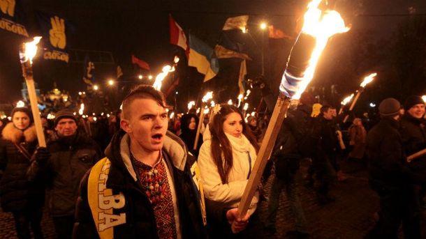 Марш пройде центром  Слов'янська