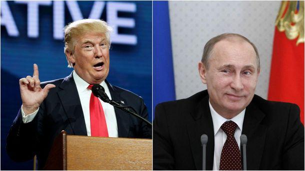 Трамп назвав Путіна розумним