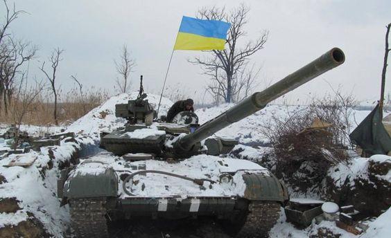 На Донбассе продолжаются обстрелы