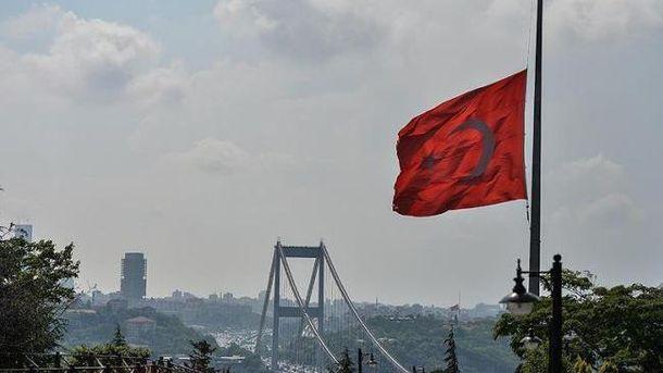 Турецька поліція звітує про затримання зловмисників, які готували теракт